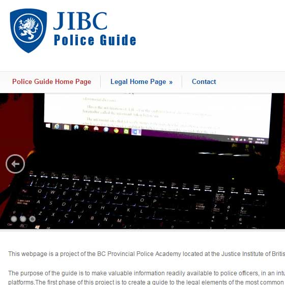 Police Guide