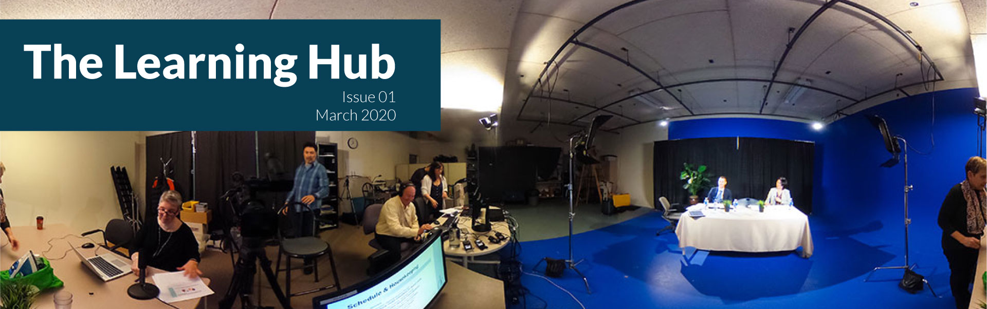 The Learning Hub: Issue 01